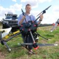 'Explosion of new software fires up drone uptake in agriculture'